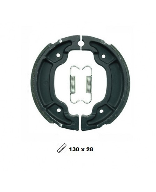 Тормозные колодки V-Brakes органика барабанные Yamaha Majesty 125