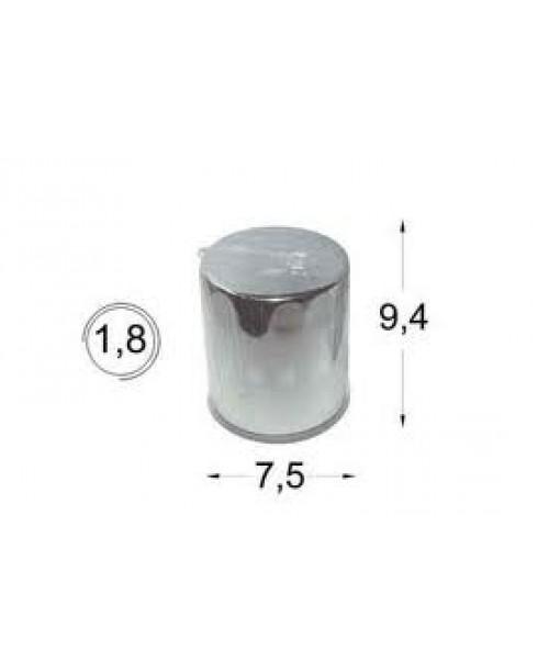 Масляный фильтр HARLEY DAVIDSON хром рейзб 17,5