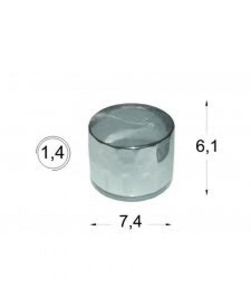 Масляный фильтр HARLEY DAVIDSON XL/FLH/FX 80-89 ХРОМ