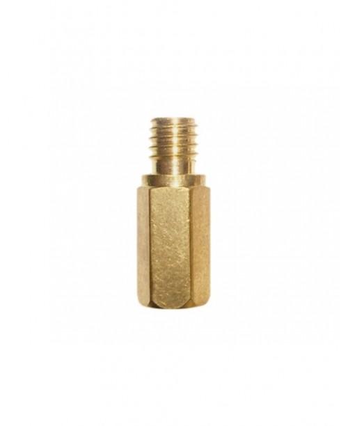 Регулир винт карбюратора шестиграный 120 мм