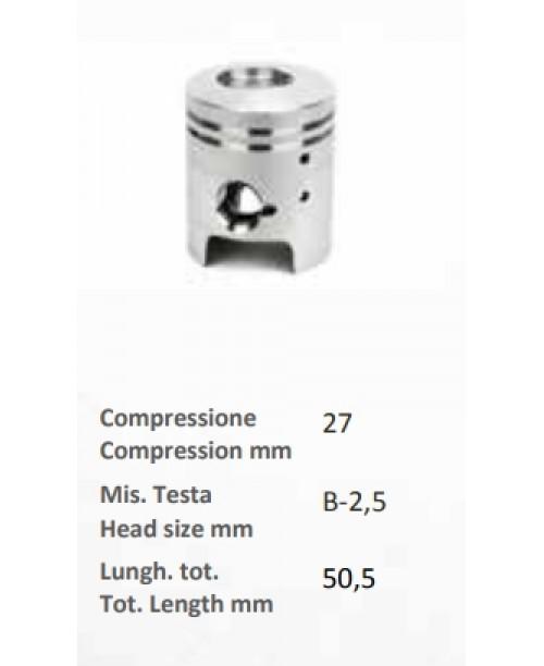 Поршень APRILIA Scarabeo DITECH Инжектор  (Мотор Suzuki)  Ø 40,99 SEL. D. 2T 50 сс