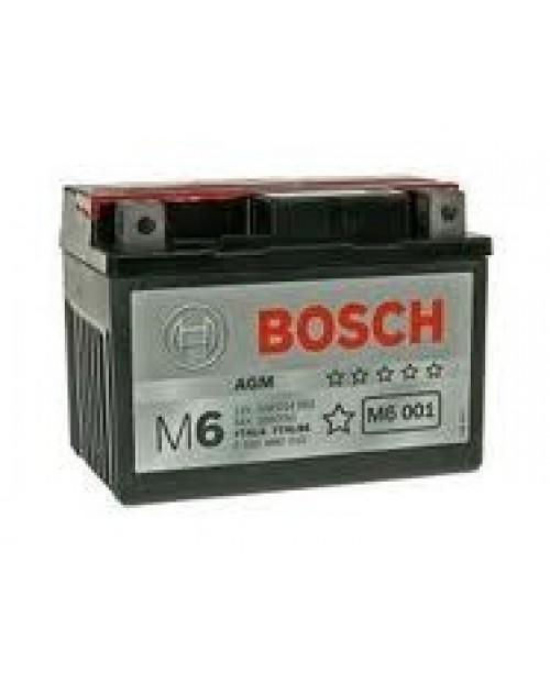 Аккумулятор YTX4L-BS Bosch YTX4L-BS