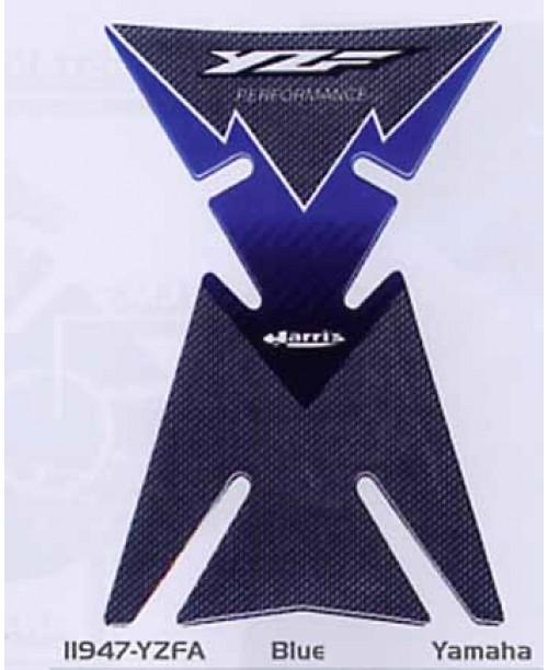Наклейка на бак Ariete HARRI`S YZF BLUE