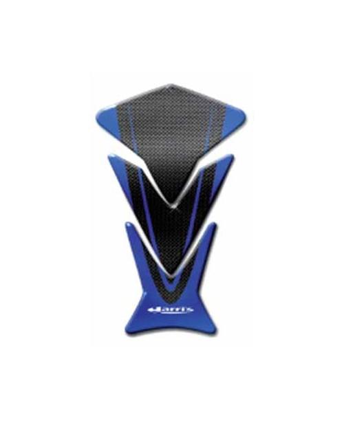 Наклейка на бак Ariete PUZZLE CARBON-BLUE