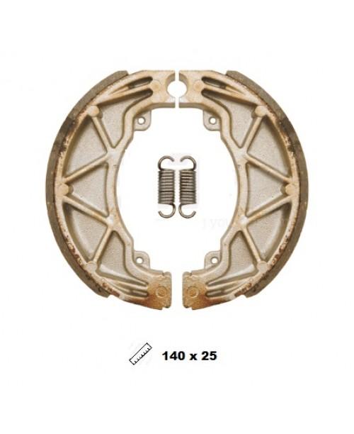 Тормозные колодки V-Brakes органика барабанные