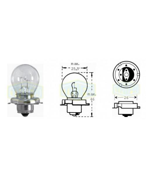 Лампа S3 12V 15W socket P26s