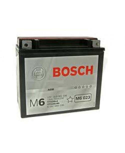 Аккумулятор YTX20L-BS Bosch YTX20L-BS