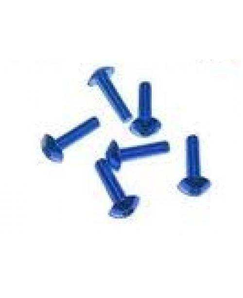 Болты для пластика M5x30 син