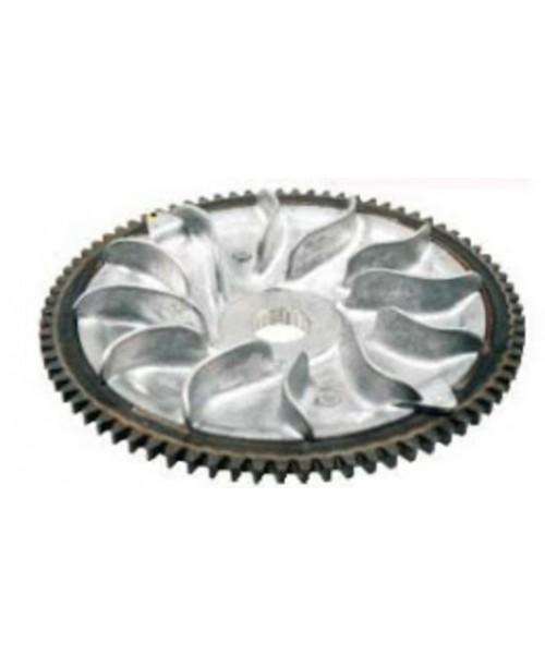 Крыльчатка вариатора PIAGGIO 125cc 4T  ET4/Sfera OEM:82523R, 434766