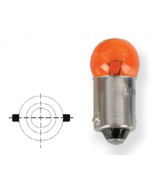 Лампа 12V 10W желтая