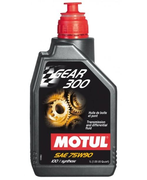 Масло трансмисионное Motul Motulgear 75w-90 1L
