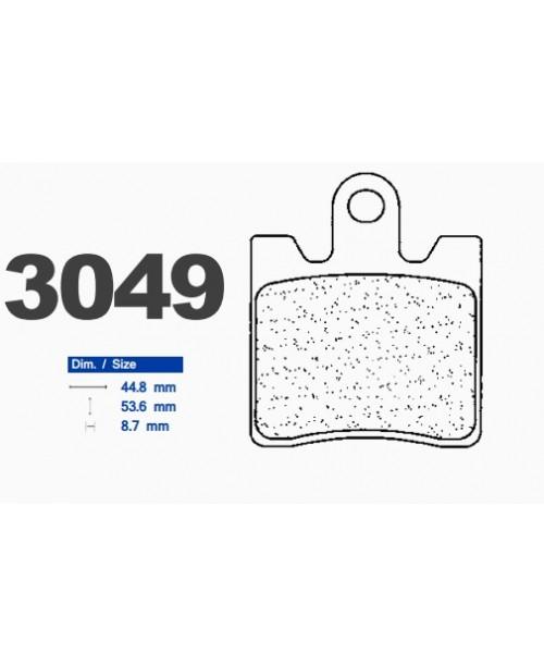 Тормозные колодки CL синтетические 3049MSC