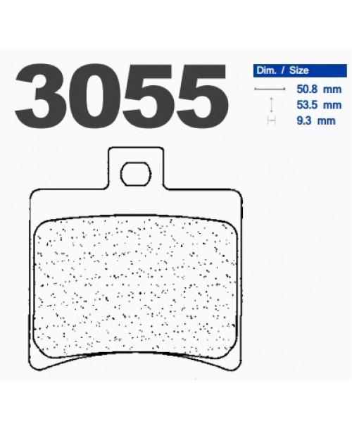 Тормозные колодки CL синтетические 3055SC