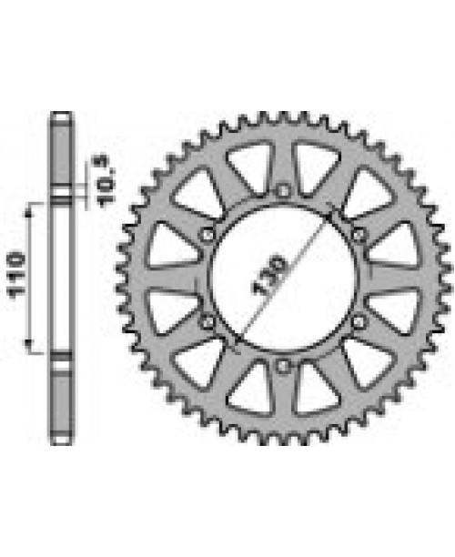 Звезда Приводная задняя KAW 500 GPZ/ER5 Z42 C45 C.520