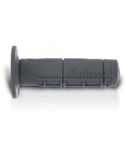 Ручки руля Ariete Enduro HALF WAFFLE GREY DAR