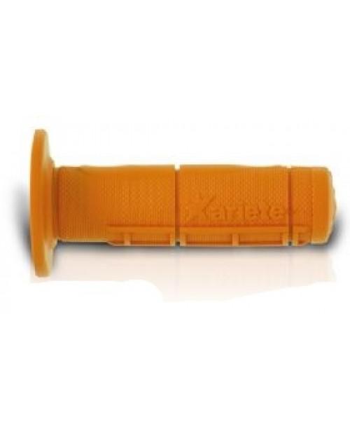 Ручки руля Ariete Cross HALF WAFFLE оранж