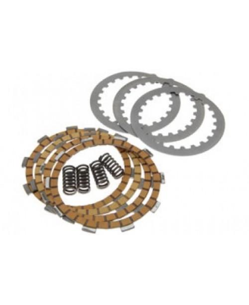 Диски сцепления Minarelli AM 3,4,5,6 моторы Метал+фередо+пружины