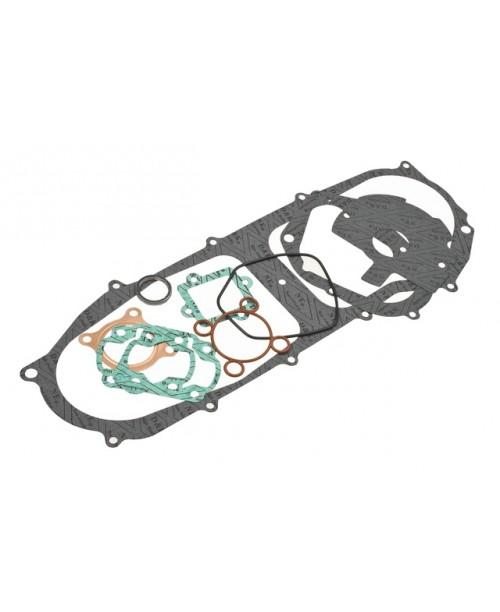 Прокладки двигателя 2T Minarelli горизонт 50сс возд + вод