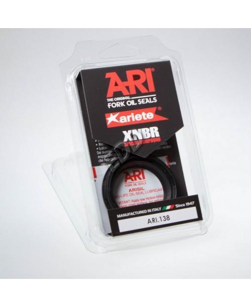 Пыльники вилки Ariete 41 X 53,5/58 X 4,8/14 XIC NR для Сальников ARI.102 Ari.057, ARI.056  NOK BR4935E
