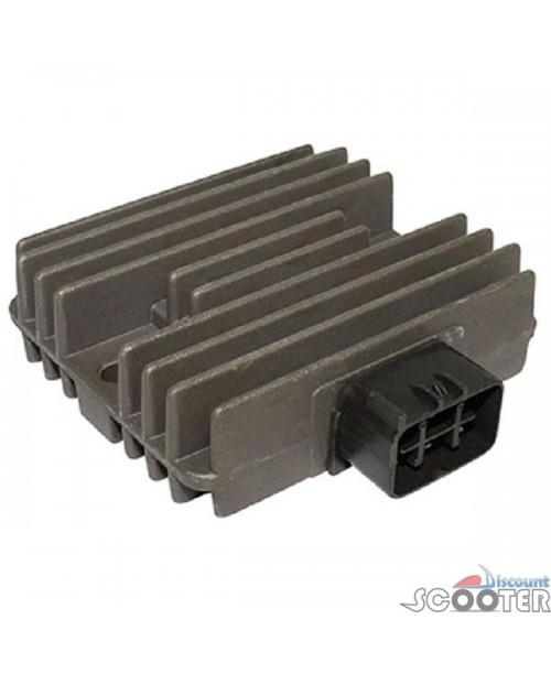 Регулятор напряжения T-MAX 500 08-11, YZF R6 07-14 ориг 4XY819600000