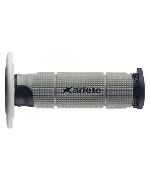 Ручки руля Ariete Cross TRINITY GRIPS GRAY-BLACK-WHITE