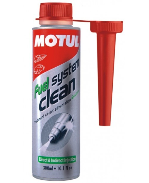 Очиститель Motul Fuel system Cleaner