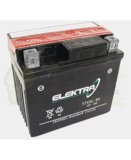 Аккумулятор YTX5L-BS ELEKTRA YTX5L-BS
