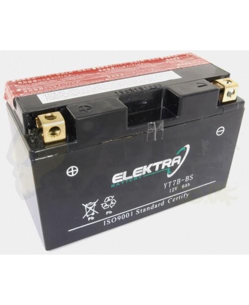 Аккумулятор YT7B-BS ELEKTRA YT7B-BS