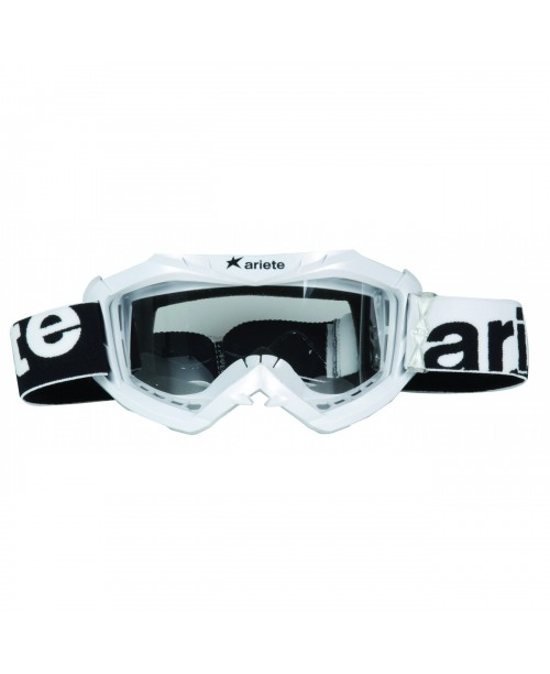Очки кроссовые 12960-ARB + ELASTICO 12968-SA