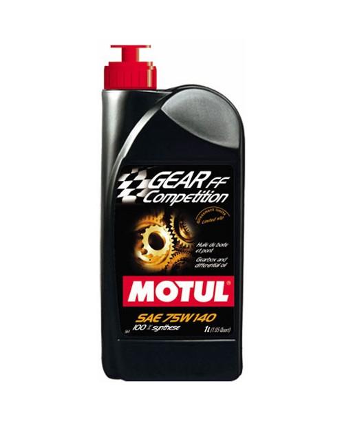 Трансмиссионное масло Motul Motulgear 75w-140 1L