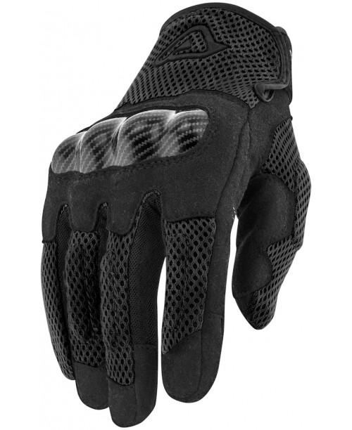 Перчатки Acerbis RAMSEY MY VENTED / Черные / размер XXL
