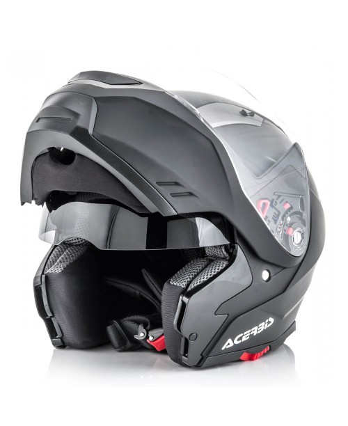 Шлем ACERBIS FLIPUP BOX G-348 / Черный / разм XL