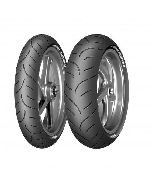 Скат 120/70-17 Dunlop SPORTMAX QUALLIFIER II 120/70 ZR17 (58)  TL