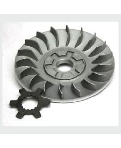 Крыльчатка генератора fan Peugeot 764854