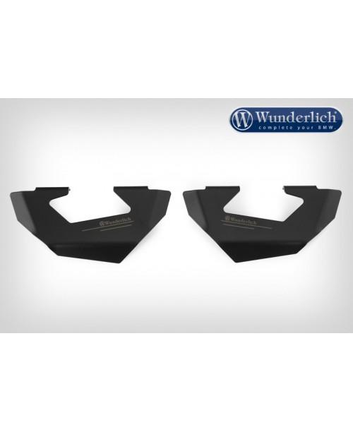 Защита переднего томозного суппорта лев+прав компл.черн - Front Caliper Protection Set, Black
