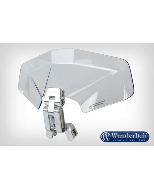 Дефлектор ветра дополнительный серебр -Vario 3D+ Wind Deflector, Silver