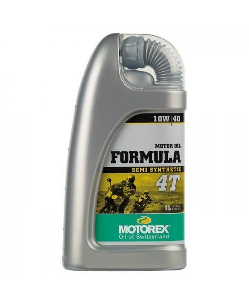 Масло MOTOREX 4T 10W40 Formula  1л