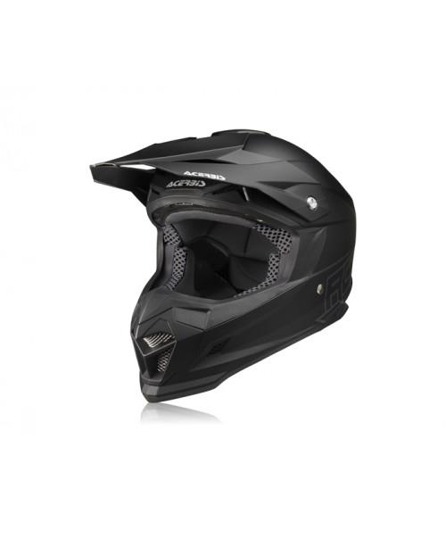 Козырек шлема Acerbis Profile 4 черн мат
