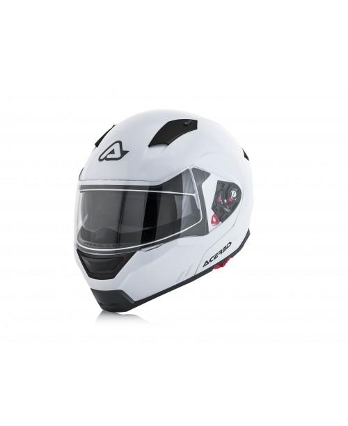Шлем ACERBIS FLIPUP BOX G-348 / Белый / разм L