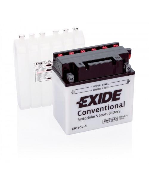 Аккумулятор YB16CL-B EXIDE