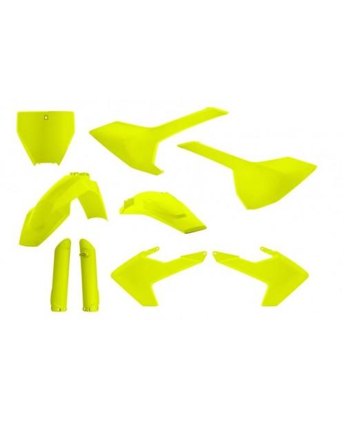 Комплект пластика HUSQVARNA TC/FC 2016 N. Желтый