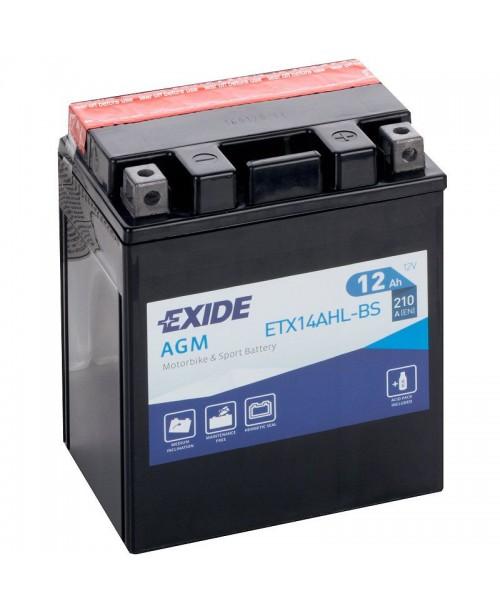Аккумулятор YTX14AHL-BS EXIDE