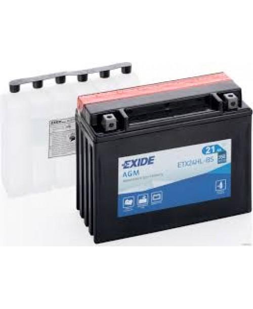 Аккумулятор YTX24HL-BS EXIDE