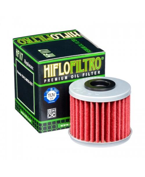 Масляный фильтр HIFLO HF117 HONDA DCT