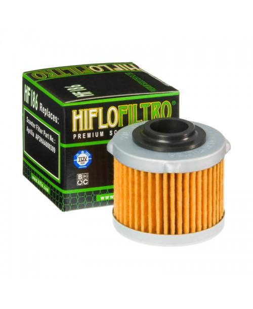 Масляный фильтр HIFLO Aprilai Scarabeo 125 07-15 HF186