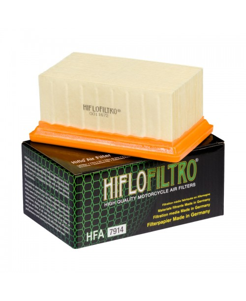 Воздушный фильтр BMW R nine T, R1200R, R1200 GS Adventure MAHLE (LX984/5)  HIFLO HFA7914