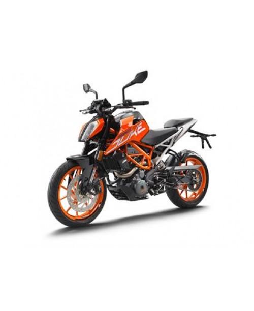 Мотоцикл KTM 390 Duke, orange  2018