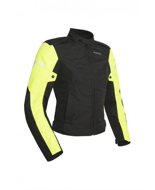 Куртка ACERBIS DISCOVERY GHIBLY, Женская, черн/желтая  S