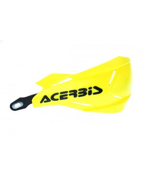 Защита рук ACERBIS X-FACTORY N. YELLOW/BLACK