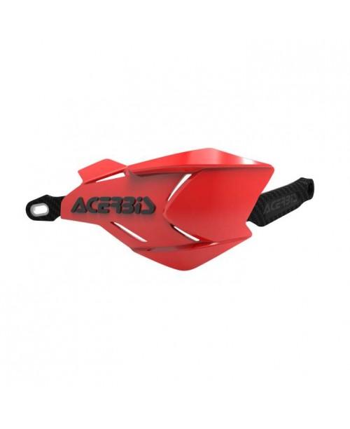 Защита рук ACERBIS X-FACTORY N. RED/BLACK